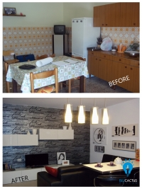 RESTYLING, BEFORE AND AFTER
